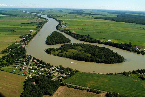 Richelieu River, îles de Jeanotte et aux Cerfs, QC
