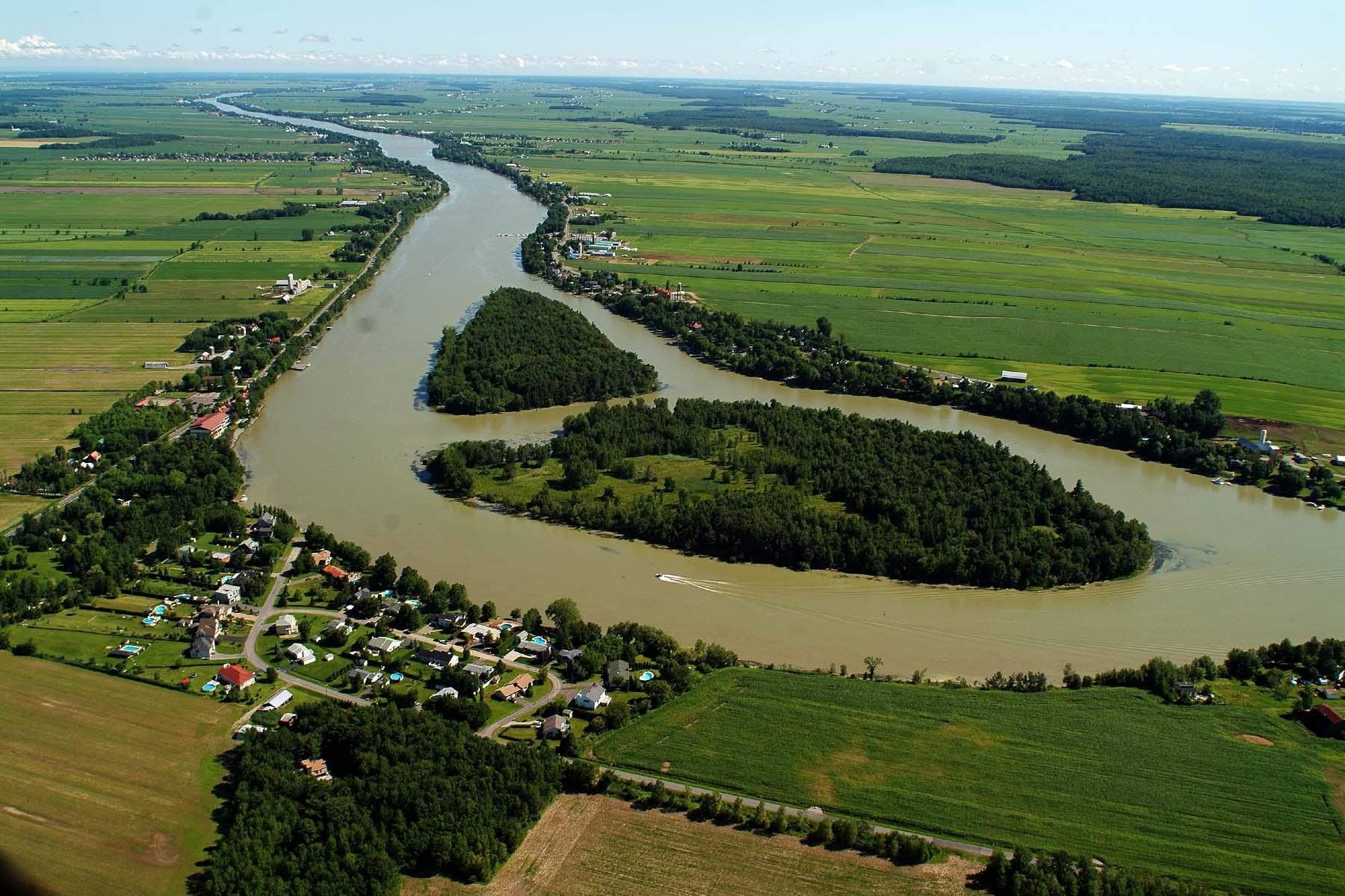 Richelieu River, iles de Jeanotte et aux Cerfs, QC (Photo by Claude Duchaîne)