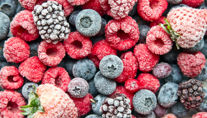 Frozen fruit/berries