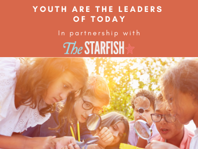 The Starfish Canada youth leaders
